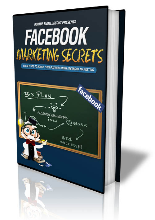Facebook Marketing Secrets ebook