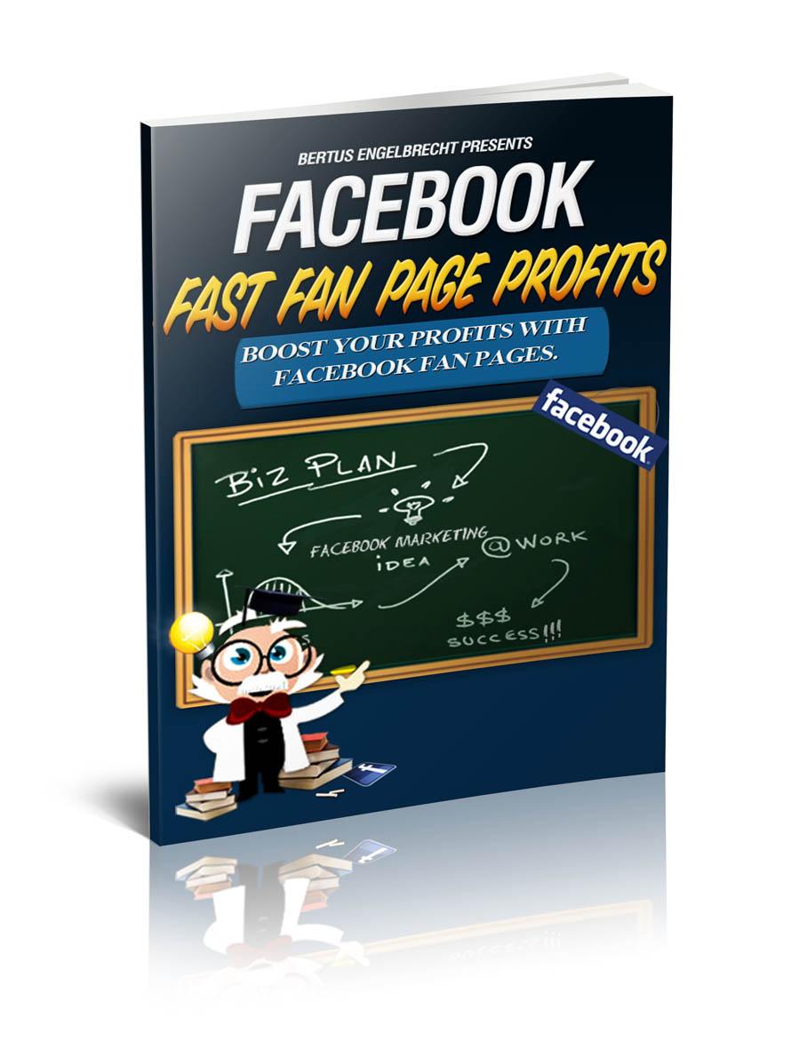 Fast Fan Page Profits ebook